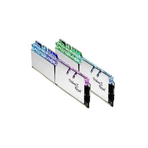 G.Skill Trident Z Royal DDR4 3600Mhz - 2x16GB (Silver)
