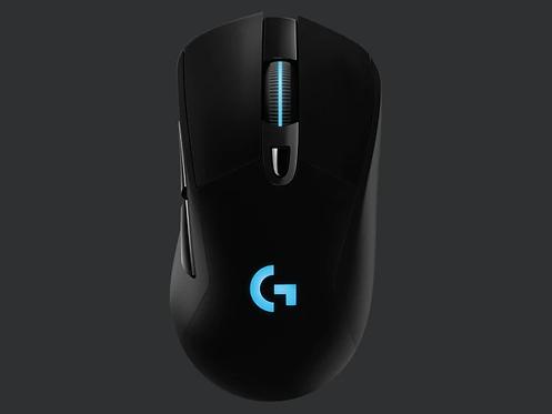 Logitech G703 Lightspeed Wireless Gaming Mouse