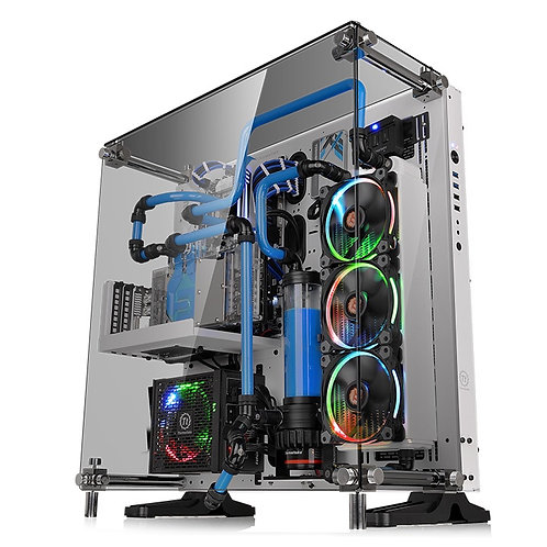 Thermaltake Core P5 Tempered Glass Snow Edition Chassis