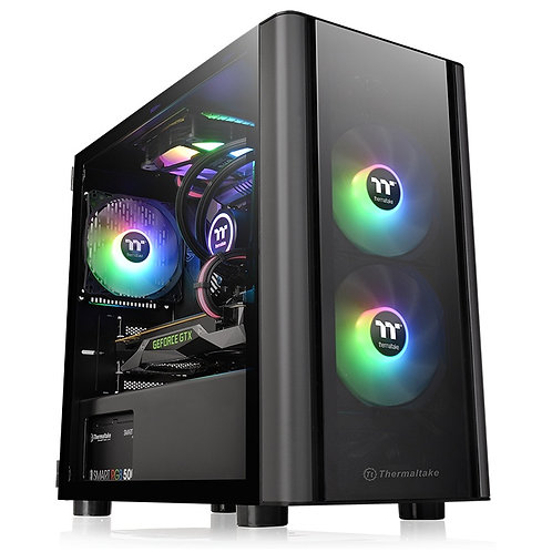 Thermaltake V150 Tempered Glass Chassis
