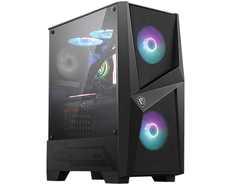 MSI MAG Forge 100R Gaming Case