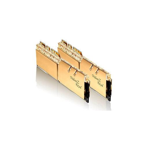 G.Skill Trident Z Royal DDR4 3600Mhz - 2x16GB (Gold)