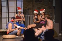 Pièce de théâtre L'Amitié en 4 paiements