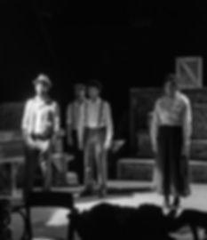 Mickael Lamoureux, Martin Lebrun, Catherine Savoie, Christian Laporte