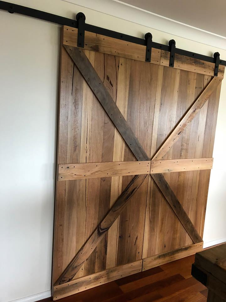 House of Troy Renovation Barn Door
