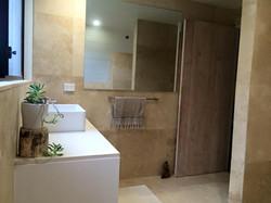 House of Troy Renovation Bathroom