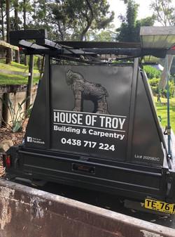 House of Troy Builder Carpenter