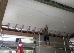 House of Troy Reno Timber Ceiling