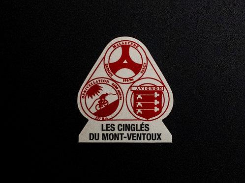 Autocollant Logo