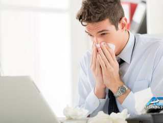 Tips On How To Prevent The Cold And Flu In The Workplace