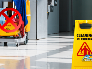 A Healthy Workplace Starts In the Janitor's Closet