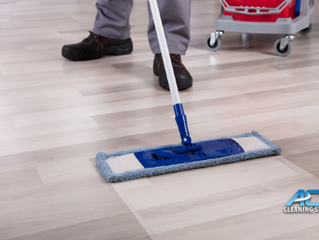 Clean Floors Can Help Stop the Spread of Covid-19