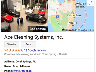 How to Find the Best Commercial Cleaning Company Near Me.