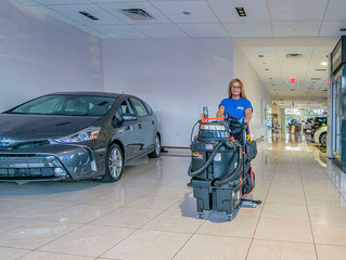 Auto Mops: The Latest Craze in Commercial Cleaning