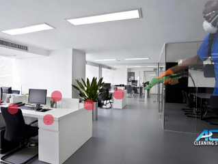 Develop A Cleaning & Disinfection Plan For Your Company