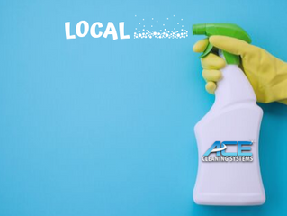 Why You Should Hire A Local Janitorial Company