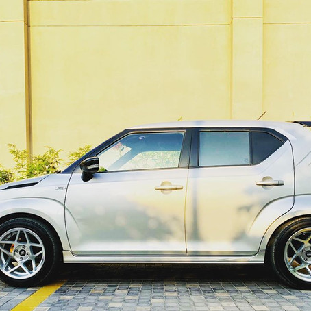 THE JDM IGNIS