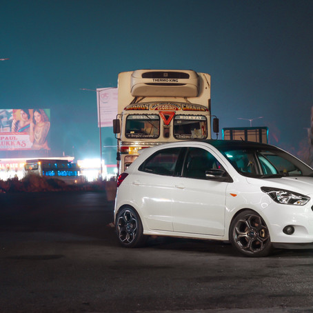 THE INDIA'S FIRST FORD FIGO.... WITH ?
