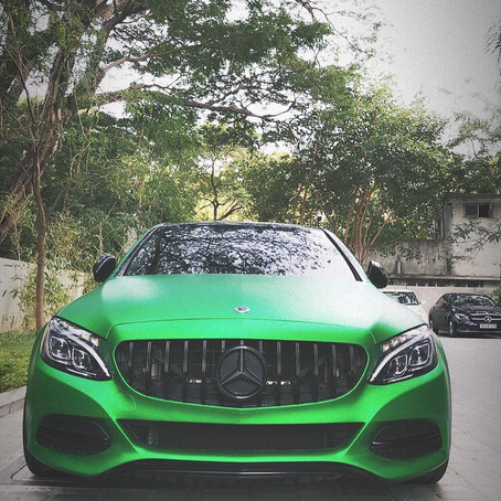 THE GREEN HELL MAGNO MERCEDES