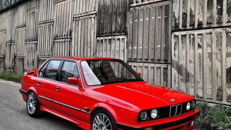 Xurrailth The Modified BMW 316i (E30)