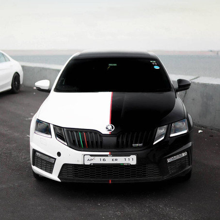 India's Best Modified Skoda OCTAVIA VRS-AT TSI By Etuners India