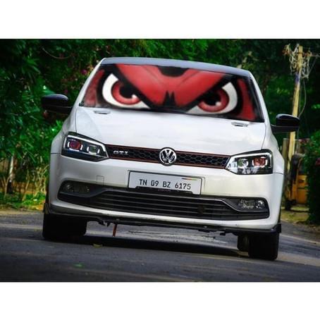 AGONY THE VW POLO