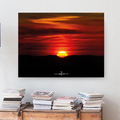Poster Sonnenuntergang 4