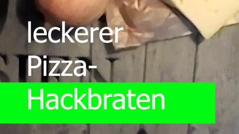 Pizza-Hackbraten selbstgemacht
