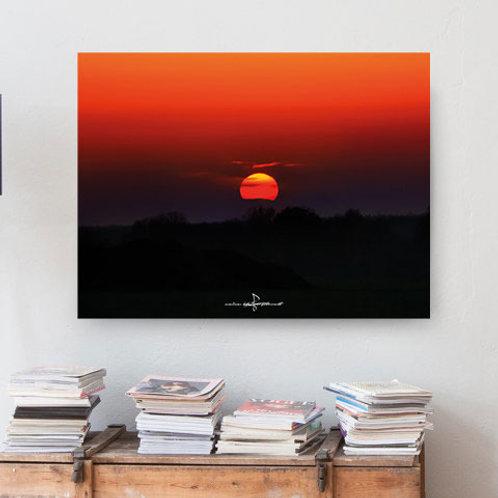 Poster Sonnenuntergang 3