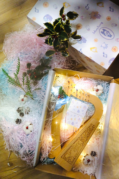 Baby Harp Gift Set (2020聖誕特別版)