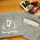 Thumbnail: Instrument travel bag (special design for 12 strings little harp)