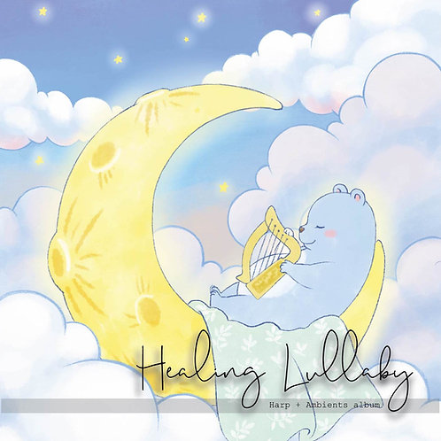 Beary Harpy Healing Lullaby CD Album (Digital only)