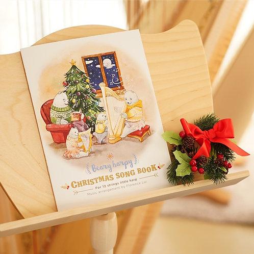 Beary Harpy Christmas Song Book