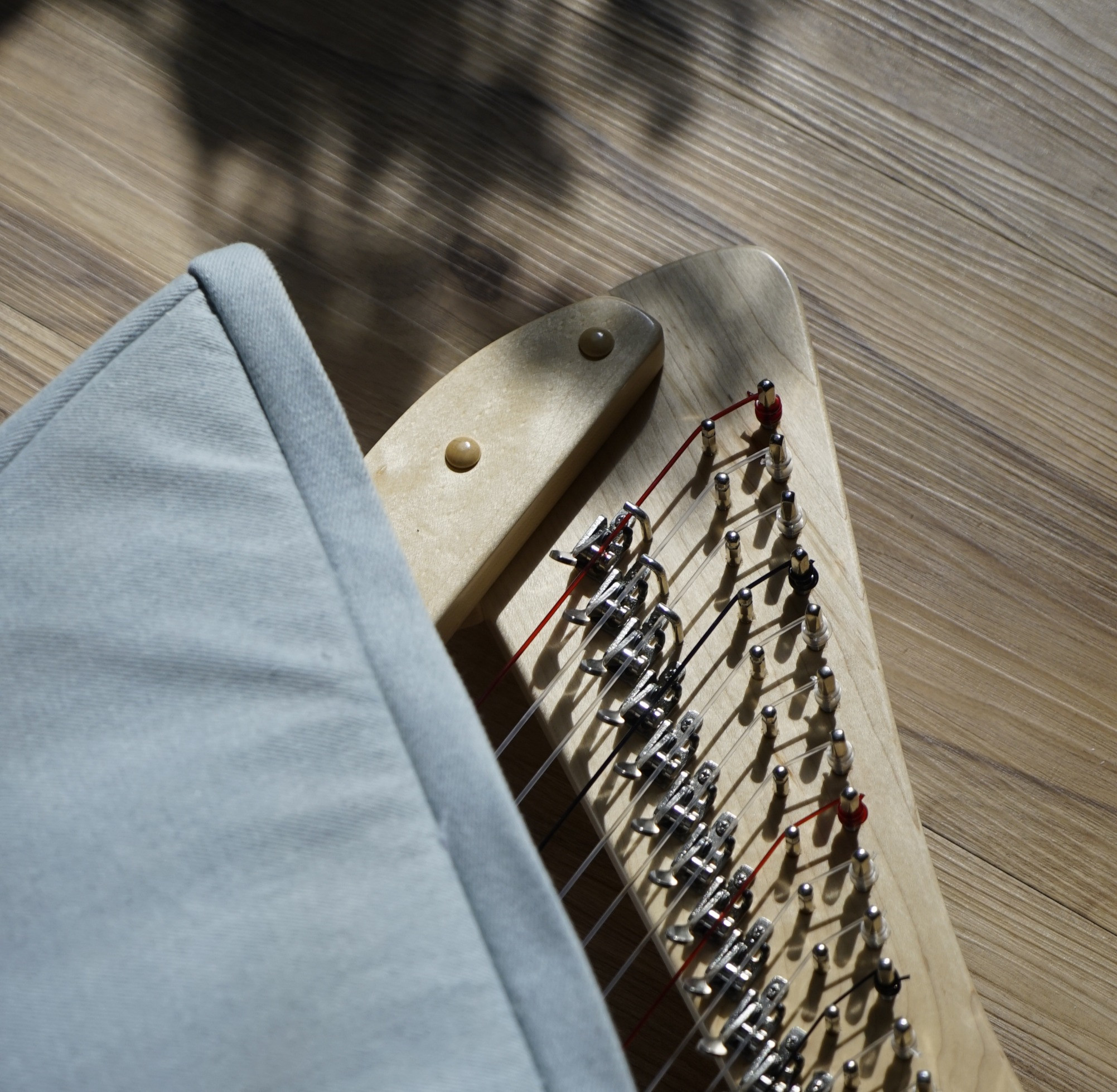 26弦線 Healing HarpCourse (level 1)