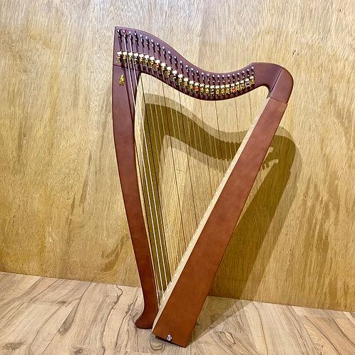 """""""Bona"""" 26 Strings Full Lever Harp  (連 5+2 網上教學)"""