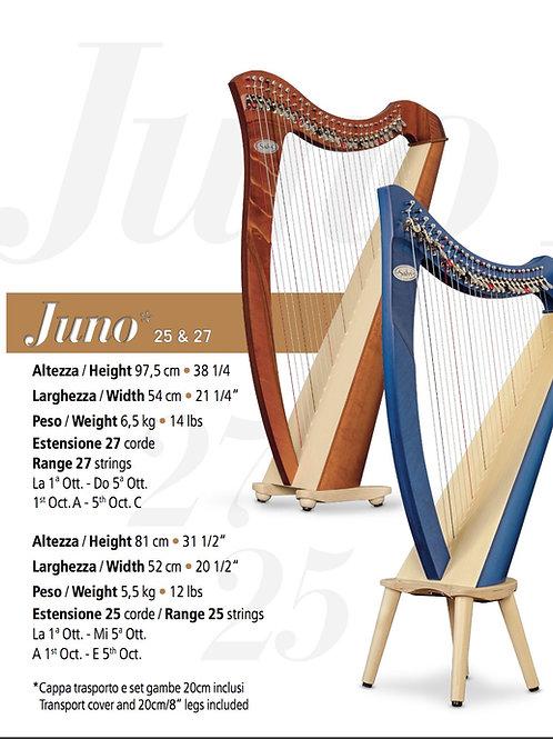 Salvi JUNO 25/27 Student lever harp