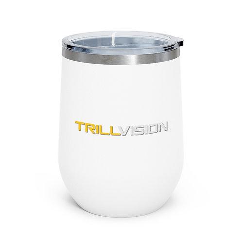 12oz Insulated Trill Wine Tumbler