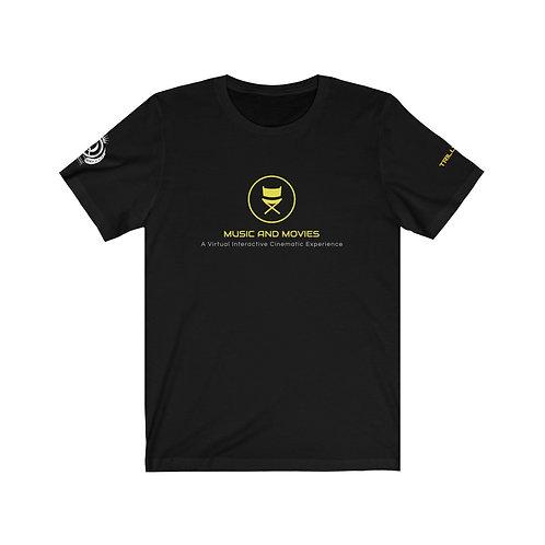 M&M Logos Short Sleeve Tee (Unisex)