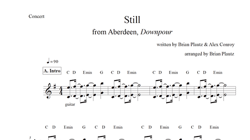 """""""Still"""" Chart"""