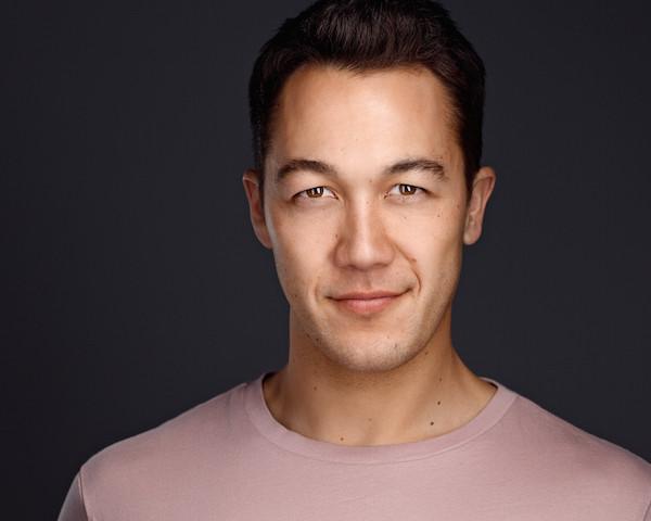Austin Collazo is Captain Marcus DeVol!