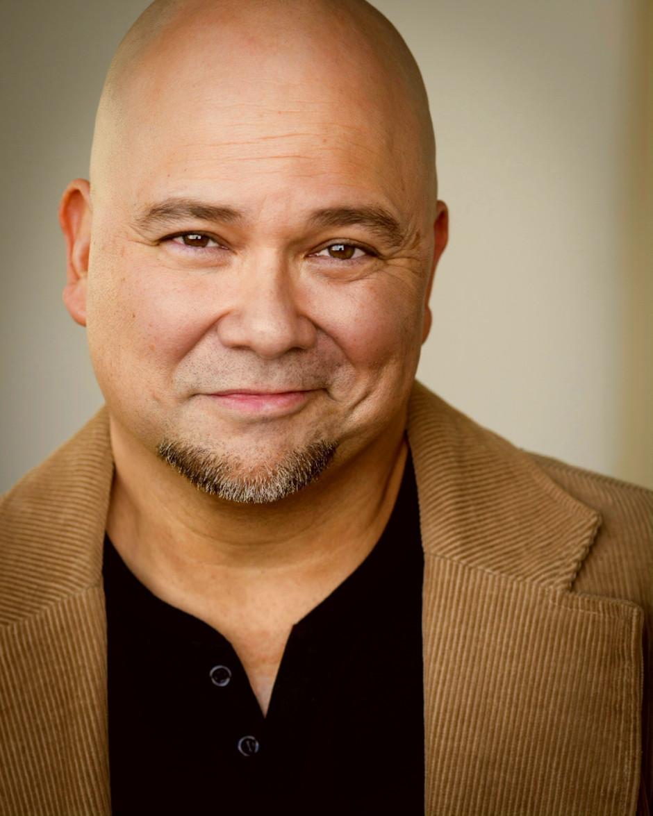 Brian Nakanishi is Military Consultant/Advisor Abner Barrows