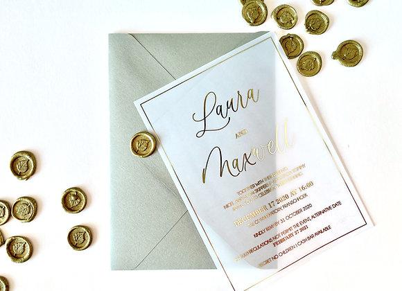 The Laura Invitation
