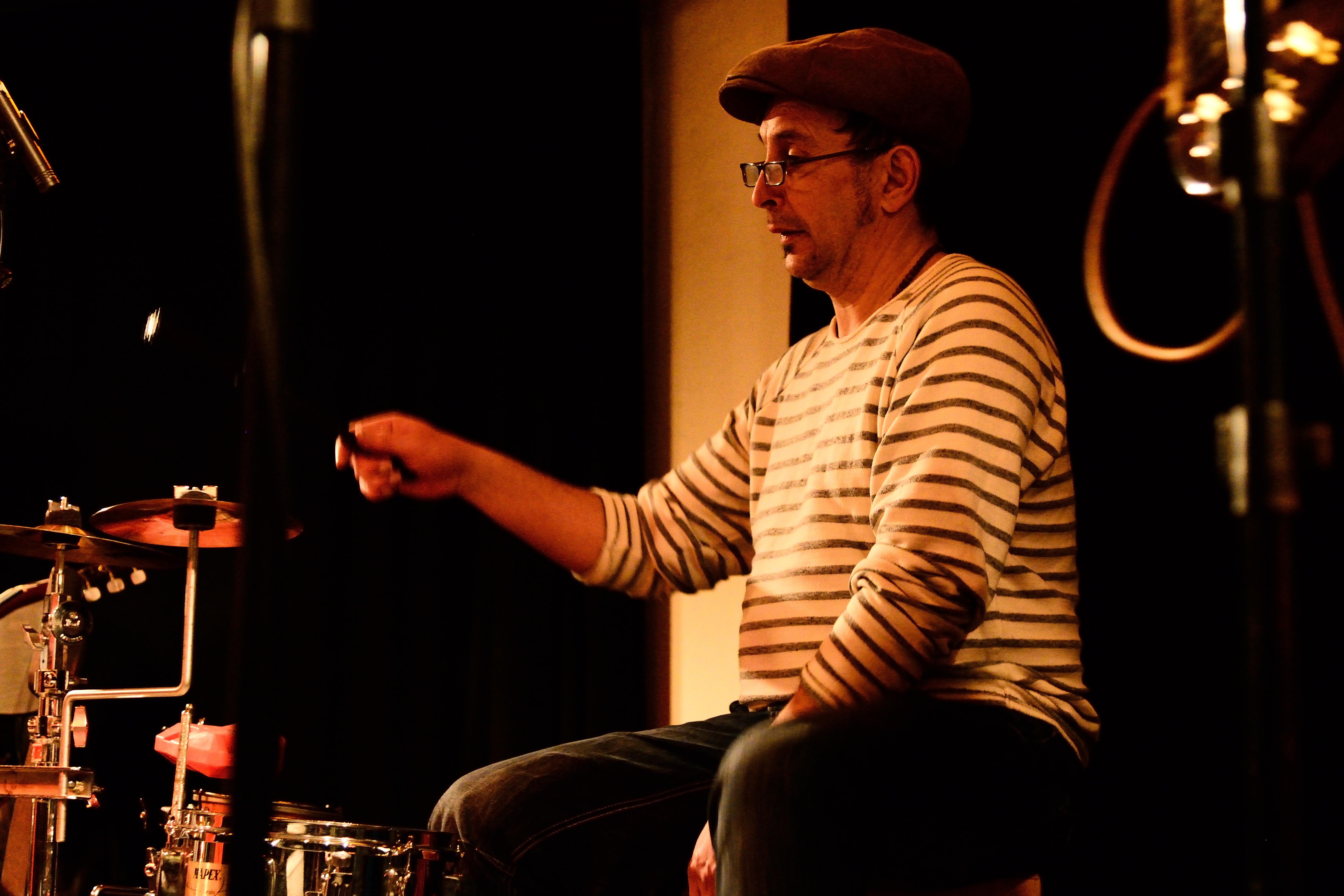 ALEJANDRO PANETTA - Percussion