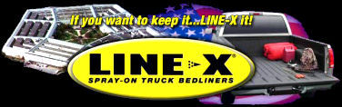 If you want to keep it, LINE-X it.