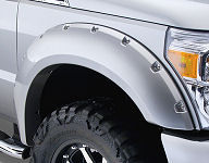 Bushwacker Painted Pocket Flares