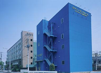川崎トランクルームセンター外観