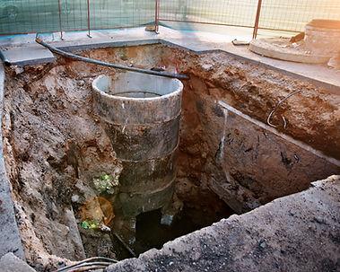 井戸メンテナンス
