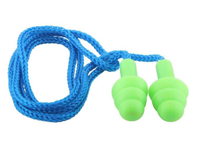 Tapón auditivo PVC