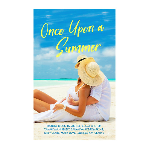Once Upon a Summer Anthology (Autographed)
