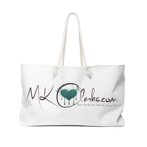 MKC Logo Weekender Bag